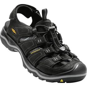 Keen Rialto II Sandals Herren black/gargoyle